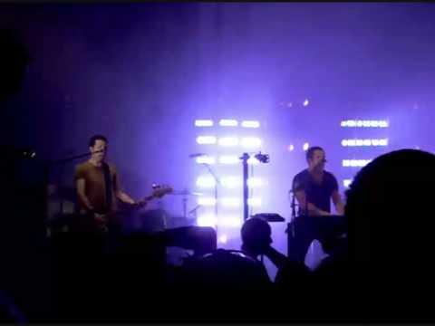 Nine Inch Nails - Terrible Lie: Adelaide, Bonython Park 2009.
