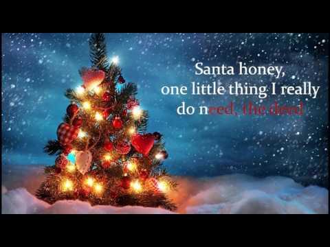 Santa Baby Lyrics  (Cynthia Basinet Marilyn Monroe version)