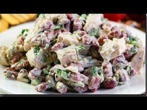 Салат НАПОЛИ с Фасолью, Стоит приготовить и Попробовать. Надо купить два ингредиента и салат готов.