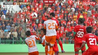 Persis Solo Vs Borneo Fc Goal&Highlight 8 Besar DU2014
