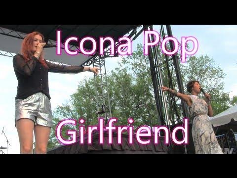 Icona Pop - GIRLFRIEND (Live at Capital...