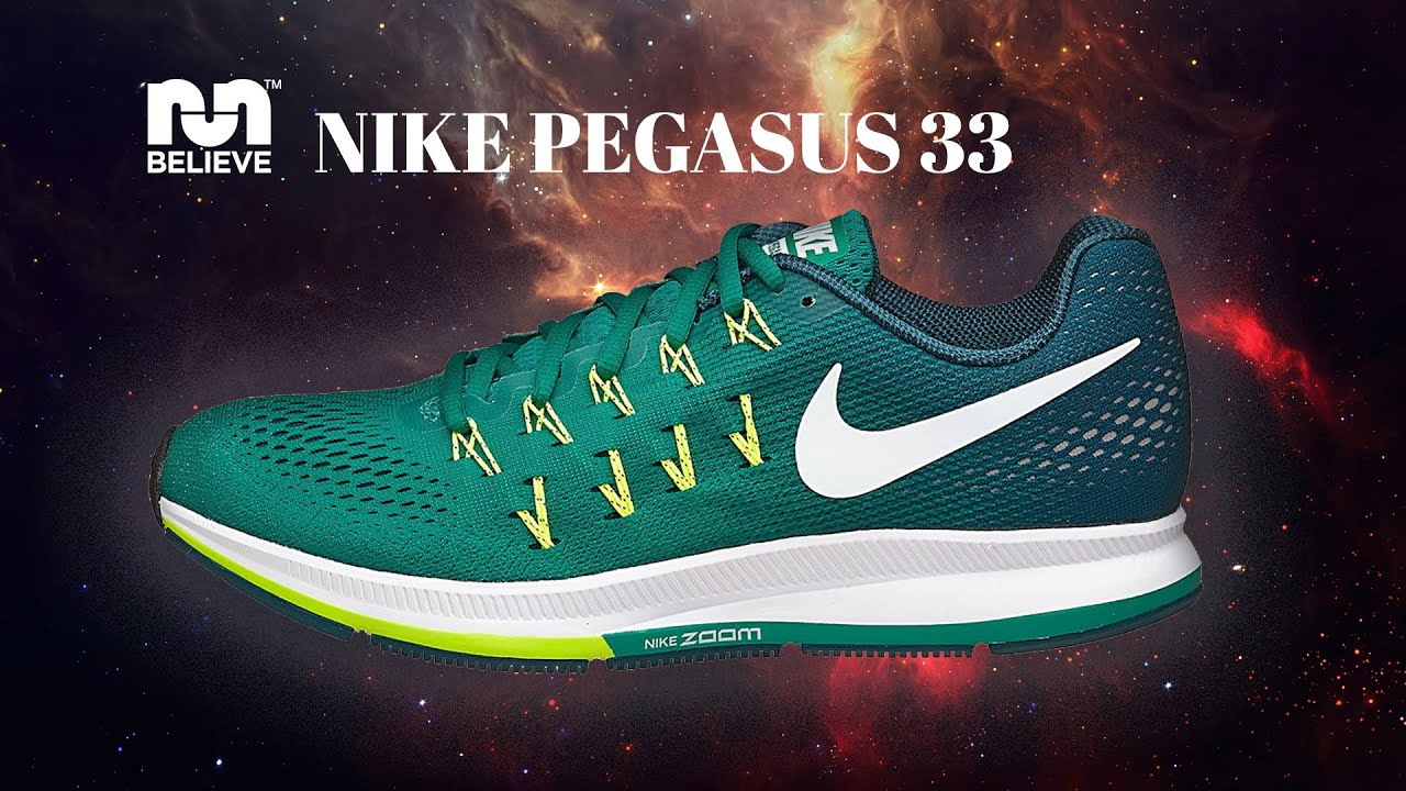 61bab31d5ac68 Nike Pegasus 33 Review - YouTube