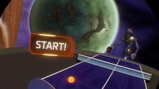 Racket Fury VR Grand Ping Pong PS4