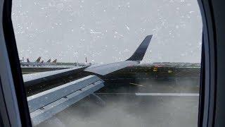 FS2004 China Airlines CI107&CI703 Narita to Manila via Taipei