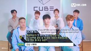 180626 BTOB Answering Machine[ENGSUB]비투비 대답자판기