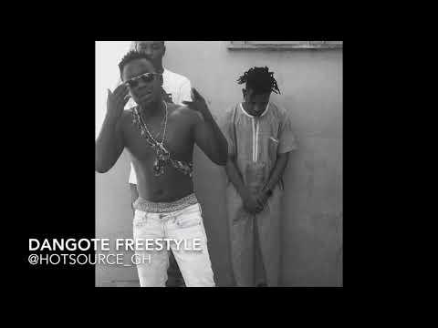 HotSource- Dangote Freestyle[Burna Boys Cover] (Viral Video)