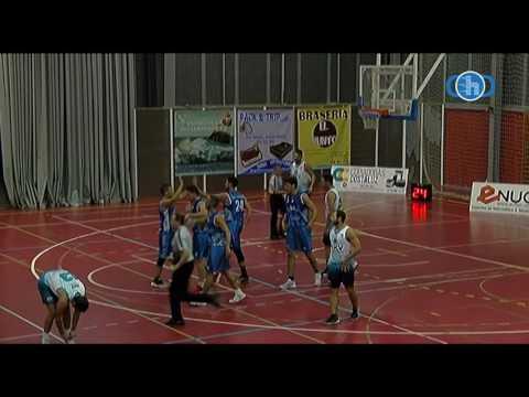 Baloncesto SAN JUAN   DKV SAN FERNANDO 22/10/16  CDH TV