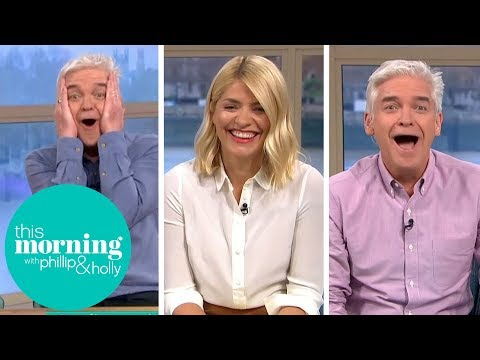 January's Funniest Moments Part 1 | This Morning