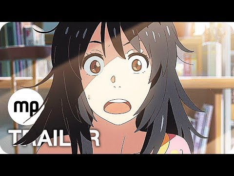 Your Name Trailer German Deutsch (2018)