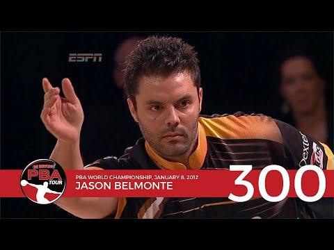 PBA Televised 300 Game #21: Jason Belmonte