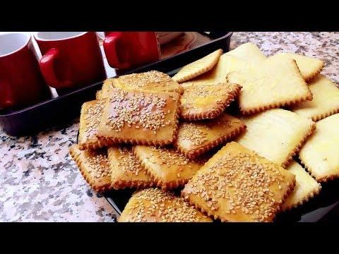 recette-biscuit-délicieux-😋-pour-goûter-/-école---cuisine-marocaine-186