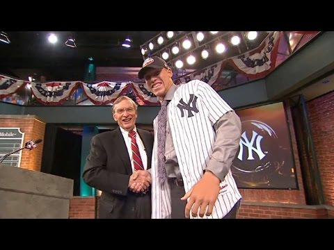 My Draft Story: Aaron Judge