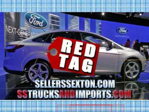 Sellers-Sexton Car Dealership St Robert Fort Leonard Wood Red Tag sale.wmv