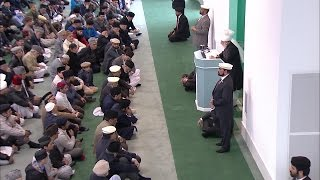 English Translation: Friday Sermon April 8, 2016 - Islam Ahmadiyya