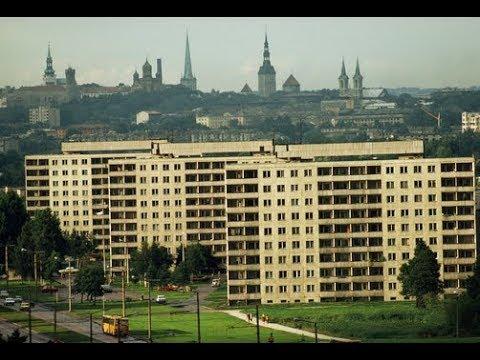 Ussr Tallinn / Советский Таллин / Ensv Tallinn