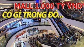 Ngỡ ngàng shopping MALL VẠN HẠNH 1.000 tỷ - 9 TẦNG cao cấp nhất to nhất QUẬN 10 I cuộc sống sài gòn