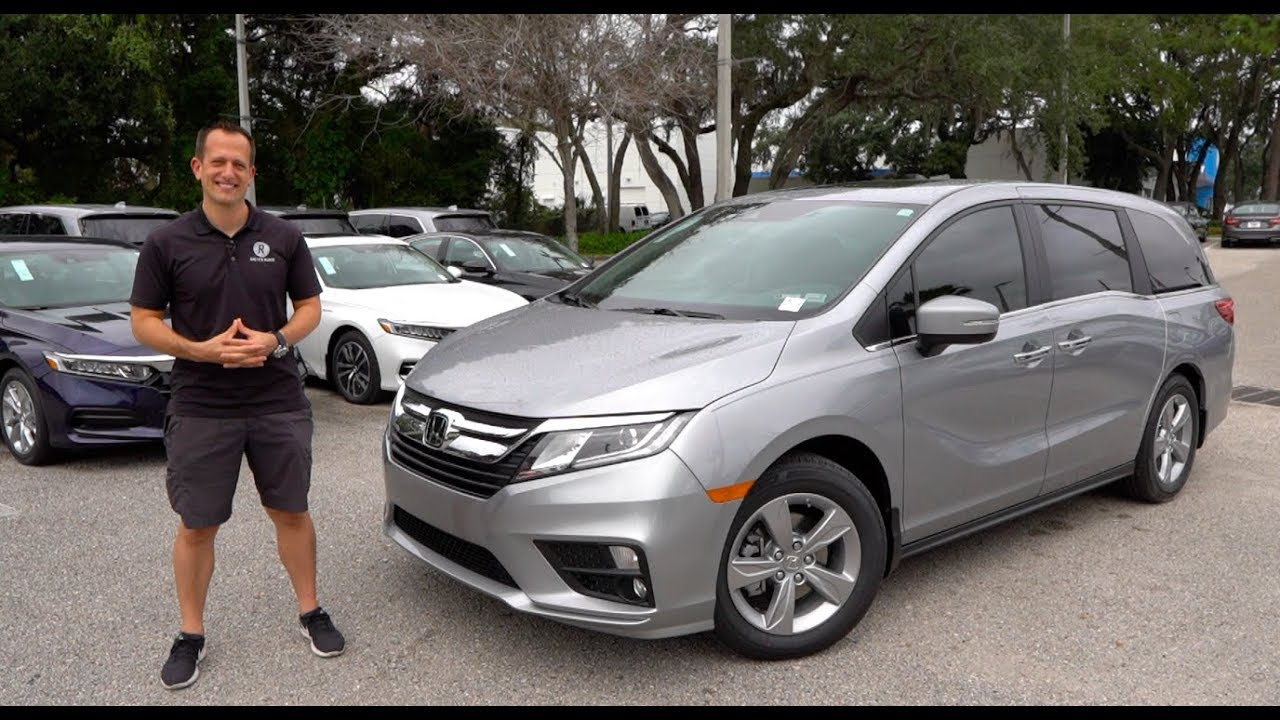 2020 Honda Odyssey Review and Release date