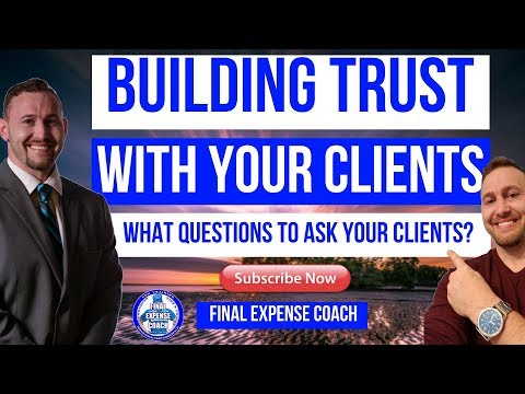 Final Expense Sales Training-building trust within the home