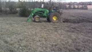 Truck Got Stuck...Then The Tractor Got Stuck
