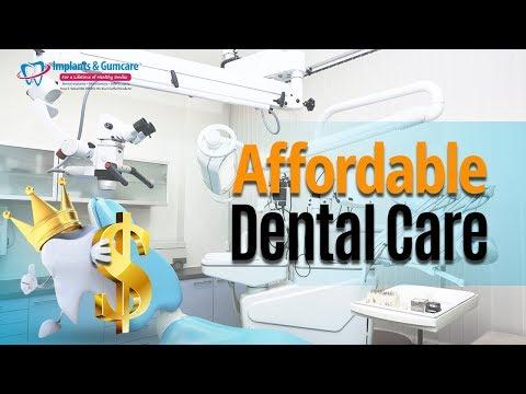 Affordable Dental Care by Implants & Gumcare Dental Implants Office @ Carrollton, TX