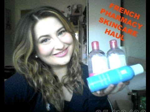 The Ultimate French Pharmacy Skincare Haul and a GIVEAWAY! :)