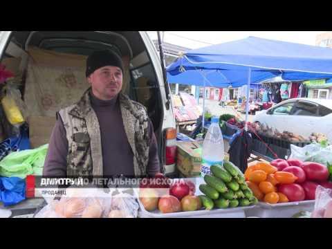 Жители Владивостока травятся псевдочеремшой
