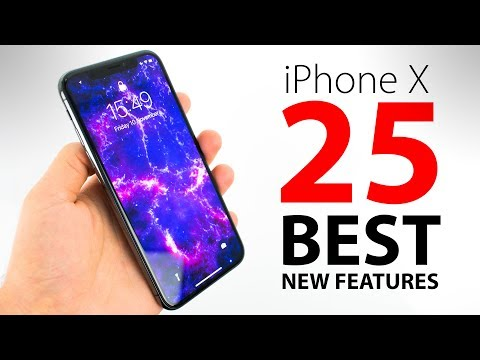Download Youtube: iPhone X - TOP 25 BEST Features!