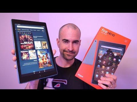 Amazon Fire HD 10 (2019)   Alexa-Powered Tablet