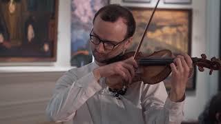Lera Auerbach - Violin Sonata No.3 | Daniel Kurganov, violin; Constantine Finehouse, piano