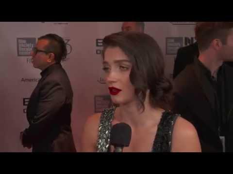 Bridge of Spies World Premiere Interview - Eve Hewson