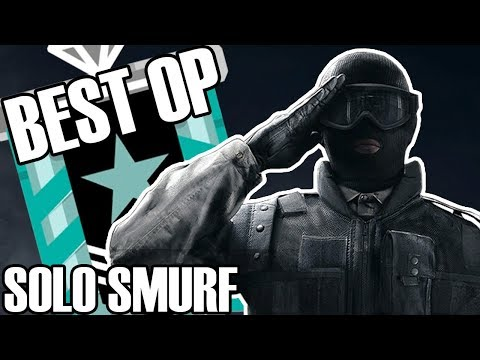 Solo Smurf: Recruit Only - Rainbow Six Siege