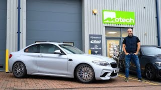 MY BMW M2 COMPETITION AT MOTECH PERFORMANCE *AC SCHNITZER / DD CODING