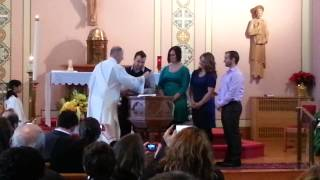 Ella Rose Russo's Baptism