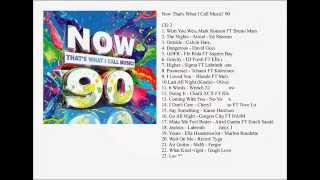 Now Thats What I Call Music 90 | Now 90 | Tracklist