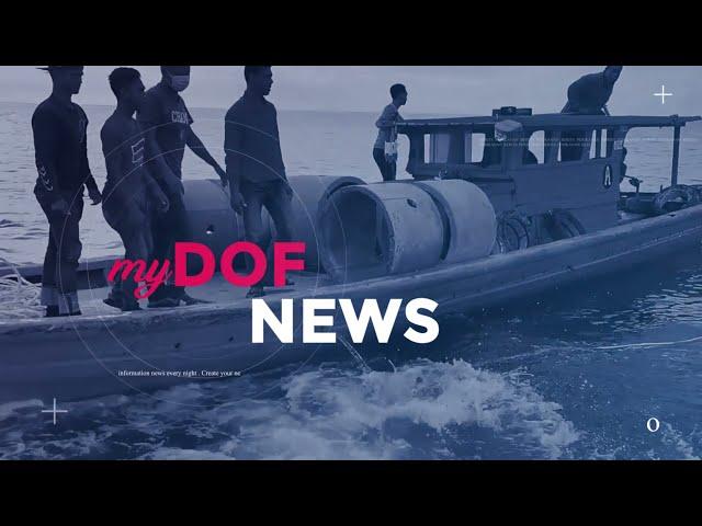 Berita #myDOF News 28 Jun 2021 hingga 4 Julai 2021