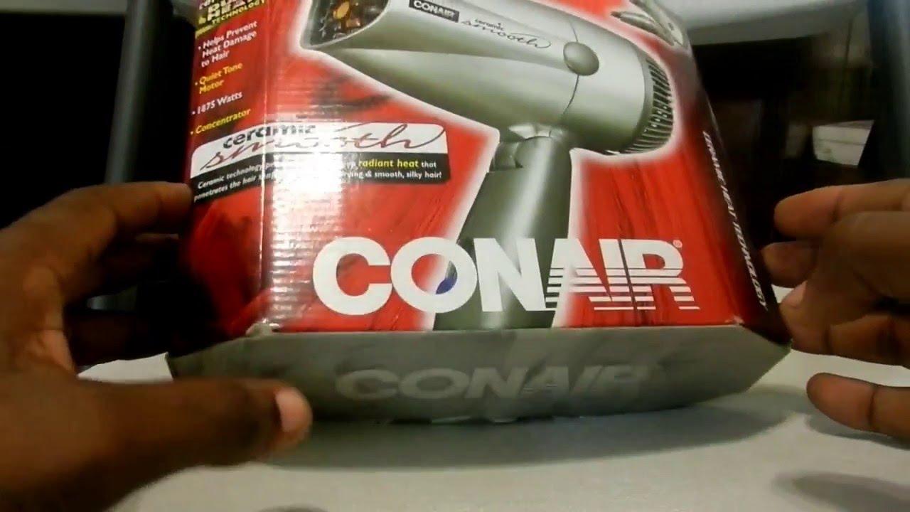 4330690aafd Conair Folding Handle Ceramic Compact Turbo Hair Dryer-1875 Watt ...