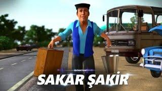 Kemal Sunal Sakar Şakir Animasyon (Animatrak)