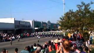 RHS 2011 Selma Band Review Parade