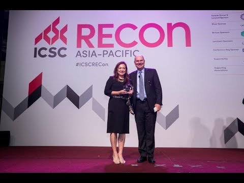 Sunway Putra Mall Wins ICSC Foundation Asia-Pacific Communit