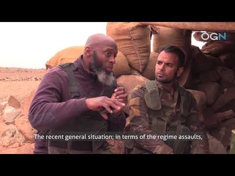 'No Political Solutions!' Says FSA Commander on the Front Lines