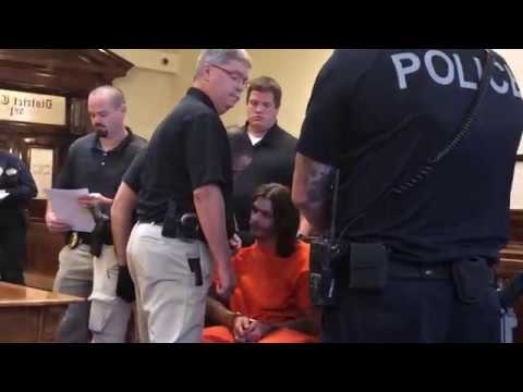 Man curses at judge during sentencing hearing in Butte