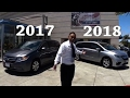 ?? 2017 vs 2018 Honda Odyssey Comparison????????