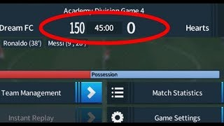 របៀប hack 150 goals DREAM LEAGUE SOCCER 2018 100%
