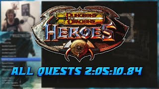 Dungeons & Dragons: Heroes: All Quests Speedrun (2:05:10.84) (Xbox 360)