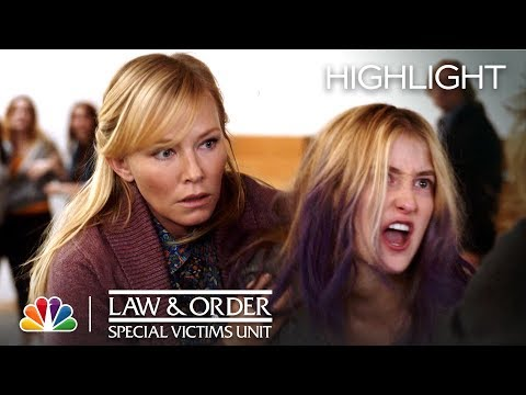 Law & Order: SVU - Rollins Goes Undercover (Episode Highlight)