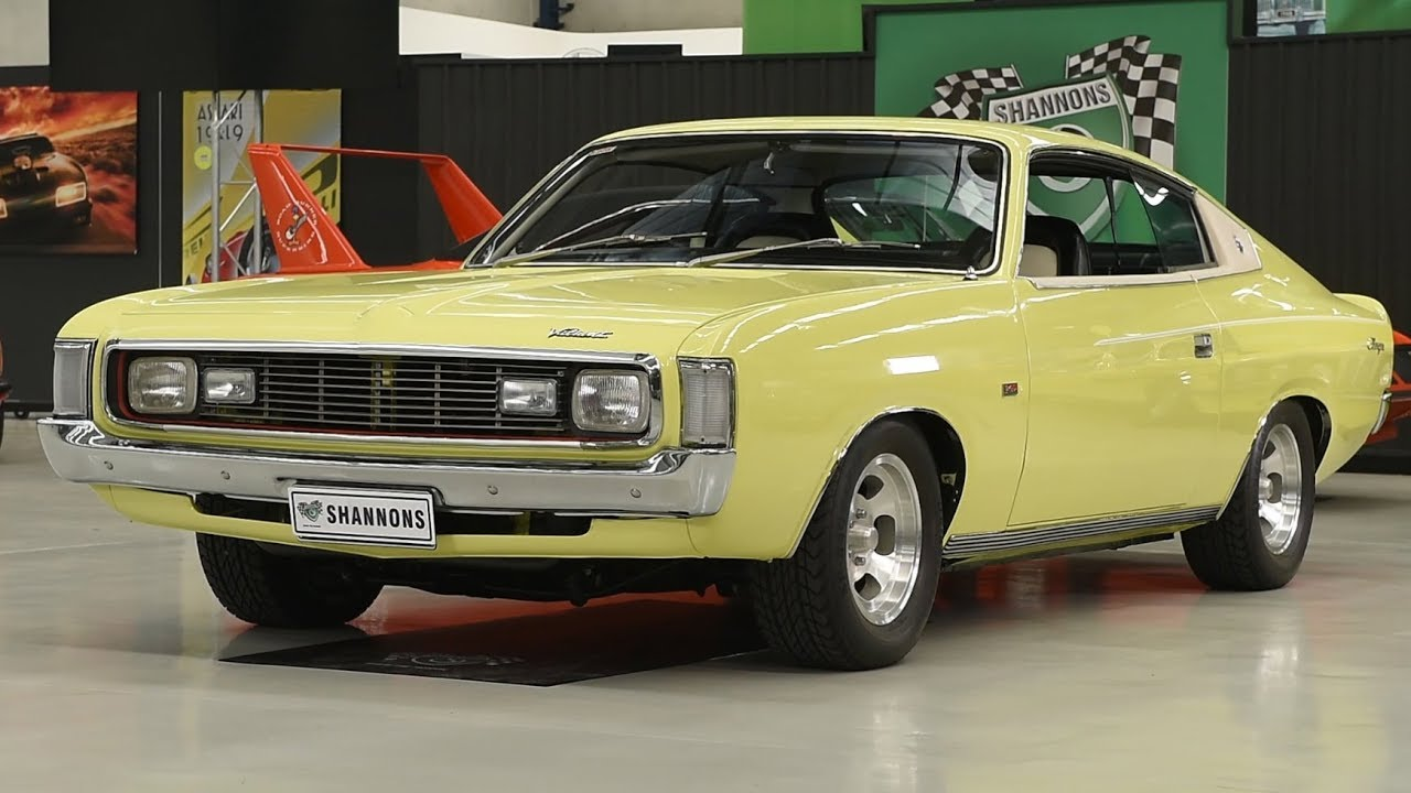 1972 Chrysler VH E55 Charger 770SE Coupe -  2018 Shannons Melbourne Autumn Classic Auction