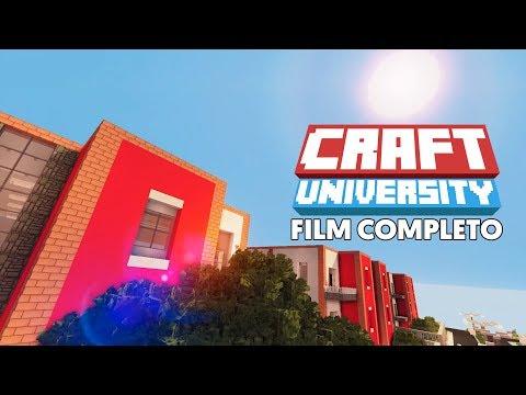 CraftUniversity [FILM COMPLETO] - Minecraft ITA Roleplay