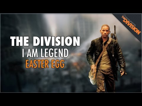"""Tom Clancy's The Division: """"I Am Legend Easter Egg"""" - Fred Location (The Division Easter Eggs)"""