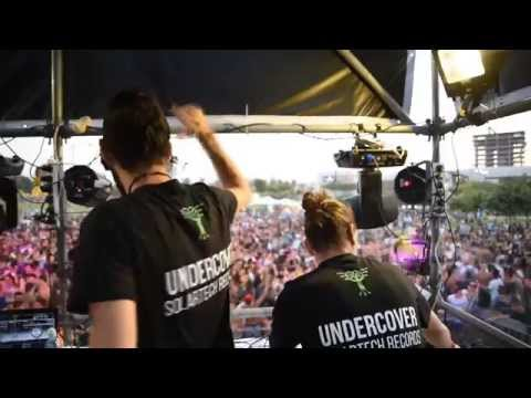 UnderCover live show @ Slide'N'Dance 2015