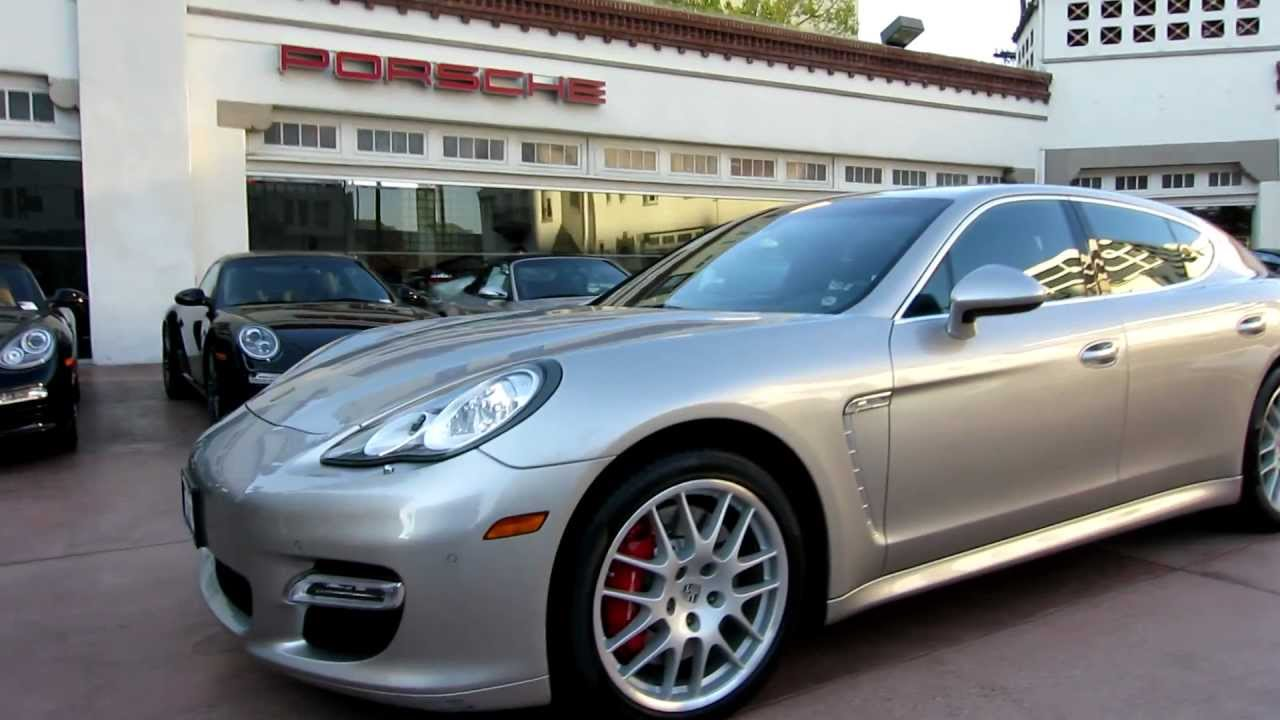 2017 Panamera Gts Vs 2010 Turbo Posrsche Roved Silver Black And Carmine Red You